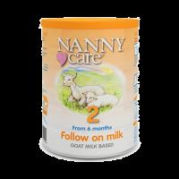 Nanny Care羊奶粉 2段 900克