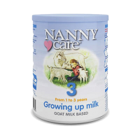Nanny Care羊奶粉 3段 900克